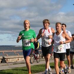 SEB Tallinn Maraton - ARKADIUSZ RECLAW (291), MARCIN MATYSIAK (298), ANDRZEJ GALAJ (300)
