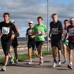 SEB Tallinn Maraton - ANDER METSMAA (372), KUNNAR KUUDER (376)