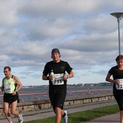 SEB Tallinn Marathon - TIMO AALTONEN (791), ALEXANDER SMIRNOV (1446)