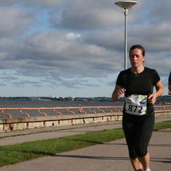 SEB Tallinn Maraton - AALO KUKK (601), ANNIKA PANG (872), KATI HELMJA (961)