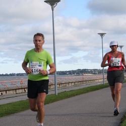 SEB Tallinn Maraton - LY KIRST (524), ALEXANDER KOMŠIN (1166)