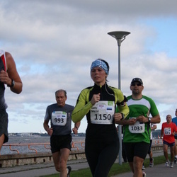 SEB Tallinn Maraton - AARNE KELL (993), BRUNO LAURI (1033), GÄTLY VALGE (1150)