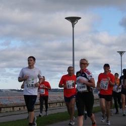 SEB Tallinn Maraton - MAIDO MARTSIK (552), KAAREL LIPPUS (618), MARIS AAGVER (1340)