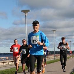 SEB Tallinn Maraton - BERND KIMMICH (810), TARMO NAKKURT (972)