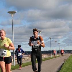 SEB Tallinn Maraton - BERND KIMMICH (810), MARILI KÖSTER (1031)