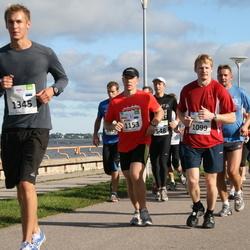 SEB Tallinn Maraton - RISTO AHTIJAINEN (1099), VALDEK ROHTMA (1153), ARTUR LAUR (1345)