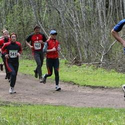 SEB 25. Tartu Jooksumaraton - Juhan Muru (512), Annika Vahtra (561), Dan Hüvonen (902)