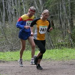 SEB 25. Tartu Jooksumaraton - Maarja Meigas (787), Annika Sepp (2544)