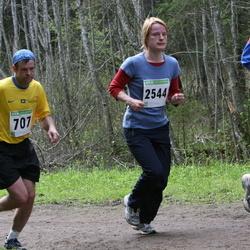 SEB 25. Tartu Jooksumaraton - Kalev Kukk (522), Allar Urbmets (707), Annika Sepp (2544)