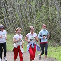 SEB 25. Tartu Jooksumaraton - Liisa Anzov (2243), Annika Veiker (2550)