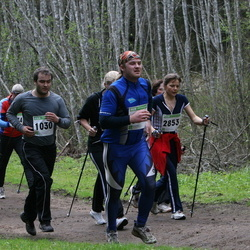 SEB 25. Tartu Jooksumaraton - Anneli Sander (995), Rando Maisvee (1030)