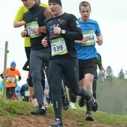 85. Suurjooks ümber Viljandi Järve - Ander Raud (839)