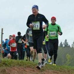 85. Suurjooks ümber Viljandi Järve - Anatoli Läte (513), Erik Zavadskis (2849)