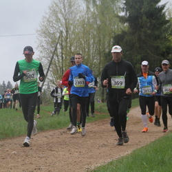 85. Suurjooks ümber Viljandi Järve - Arvi Meidla (369), Karmo Männik (502), Artur Kuzmin (2303)