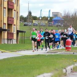 1. Jõgeva Rahvajooks - Kaspar Kukk (6), Kaisa Kukk (7), Tea Mey (22), Talis Nurk (24), Taivo Pärnamets (47), Artur Kuzmin (62), German Terehhov (63)