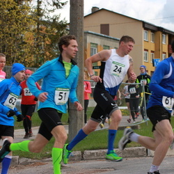 1. Jõgeva Rahvajooks - Talis Nurk (24), Risto Ülem (51), Mark Dorošenko (61), Artur Kuzmin (62)