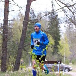 1. Jõgeva Rahvajooks - Artur Kuzmin (62)