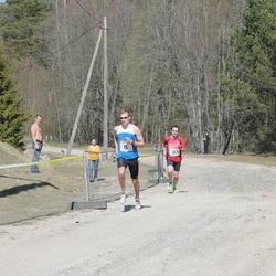 RMK Kõrvemaa Kevadjooks - Bert Tippi (8), Olari Orm (30)