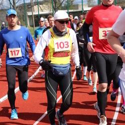 41. Vändra Maraton - Brent Weigner (103), Kristo Kaukver (117)
