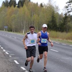41. Vändra Maraton - Artemi Kologirov (88), Jaanus Mäe (117)