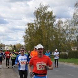 41. Vändra Maraton - Toomas Sarapuu (97), Aalo Kukk (120)