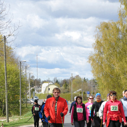 41. Vändra Maraton - Brigita Urmet (22), Maie Lukka (63)