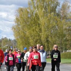 41. Vändra Maraton - Brigita Urmet (22), Tiia Tõkke (50), Maie Lukka (63)