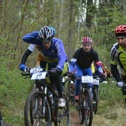 14. Mulgi Rattamaraton - Alar Kupp (88), Aali Lill (224)