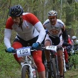 14. Mulgi Rattamaraton - Aare Piire (198), Tambet Rumberg (328)
