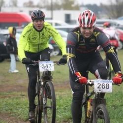 14. Mulgi Rattamaraton - Urmet Kesküla (268), Ander Tenno (347)