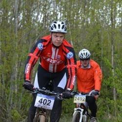 14. Mulgi Rattamaraton - Tormi Leinart (402), Ago Arro (2492)