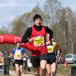 78. Suurjooks Ümber Viljandi järve - Aleksei Saveljev (8), Taavi Tambur (13), Marko Partanen (40)