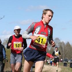 78. Suurjooks Ümber Viljandi järve - Tõnis Vaiksaar (41), Alar Savastver (52)
