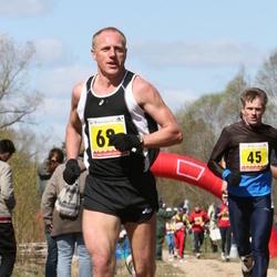 78. Suurjooks Ümber Viljandi järve - Arnold Schmidt (45), Kalev Hunt (69)