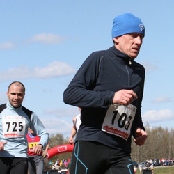 78. Suurjooks Ümber Viljandi järve - Agu Lehemaa (103), Ahto Jakson (725)