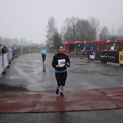 2. Tartu Novembrijooks - Anni Trikkant (389)