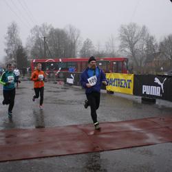 2. Tartu Novembrijooks - Aare Tinn (109)