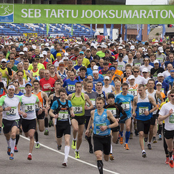 SEB 32. Tartu Jooksumaraton - Roman Fosti (1), Bert Tippi (28), Rauno Laumets (79), Hardo Reinart (86), Karel Viigipuu (88), Kauri Kõiv (92), Indrek Tobreluts (93)