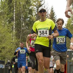 SEB 32. Tartu Jooksumaraton - Aleksei Panarin (270), Avo Hein (584)