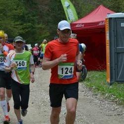 SEB 32. Tartu Jooksumaraton - Hannes Keemu (124), Aarne Luud (360)
