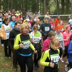SEB 32. Tartu Jooksumaraton - Marge Lõhmus (8716), Marina Aleksejeva (9413), Aire Jõras (9492), Külli Ojasaar (9690), Taimi Veibri (9924)