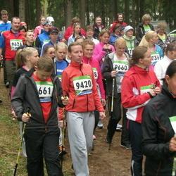 SEB 32. Tartu Jooksumaraton - Kadi Anajev (9420), Brigitta Mõttus (9660)