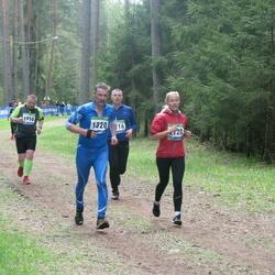 SEB 32. Tartu Jooksumaraton - Margus Viisut (1320), Dzintars Laganovskis (1950), Brigita Korol (2120)