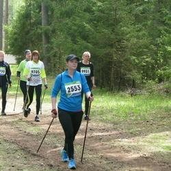 SEB 32. Tartu Jooksumaraton - Katrin Kask (2553), Marianne Menning (9646), Mari Paal (9705), Ariane Vomm (9930), Kersti Voolaid (9931)