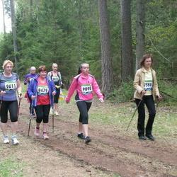 SEB 32. Tartu Jooksumaraton - Lea Jaaska (9479), Anne-Lea Leppik (9611), Britt Treial (9898)