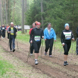 SEB 32. Tartu Jooksumaraton - Katrin Pärtelpoeg (9771), Birgit Püve (9773), Urmas Salu (9820)