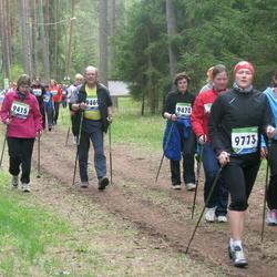 SEB 32. Tartu Jooksumaraton - Sirje Allikmaa (9415), Birgit Püve (9773)