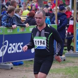 SEB 32. Tartu Jooksumaraton - Artur Ratskovski (1194)