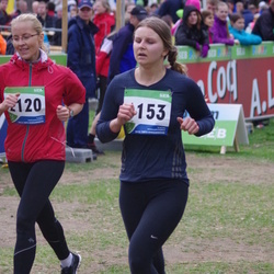 SEB 32. Tartu Jooksumaraton - Ann Uusna (1153), Brigita Korol (2120)