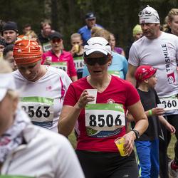 SEB 32. Tartu Jooksumaraton - Jane Siimsoo (8506), Deivy Kivisalu (8563)
